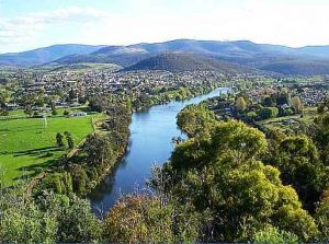 new norfolk hobart tasmania - view of river - luxury australian travel guide.jpg