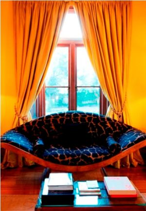 Islington Hotel Hobart - Luxury boutique accommodation in Hobart Tasmania - yellow room.jpg