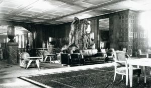 1920s decor ideas - Art Deco room as inspiration for Gatsby map room.jpg