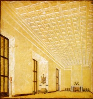 1920s decor ideas - eleborate ceiling - design.jpg