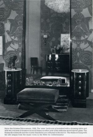 1920s decor ideas - interior design photos in black and white.jpg