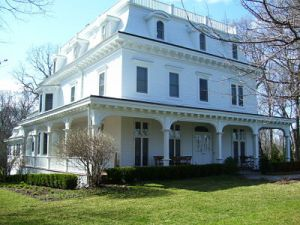 C.H. DeLamater Vermland mansion Eatons Neck 1865 known as The Bevin House.jpg