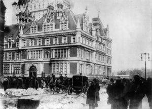 Cornelius Vanderbilt II mansion by George Post 1893 - corner 58th and Fifth.jpeg
