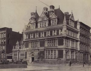 The Cornelius Vanderbilt II Mansion on Fifth Avenue.jpg