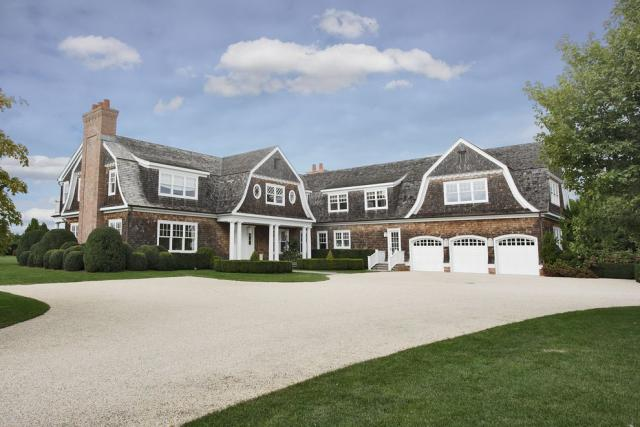 Steven Spielberg, New York | Celebrity homes | Hamptons ...