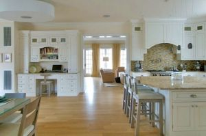 Kitchen of the Water Mill home newly purchased by Jennifer Lopez.jpg