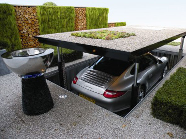 Stylish home luxury garage design Design your own garage