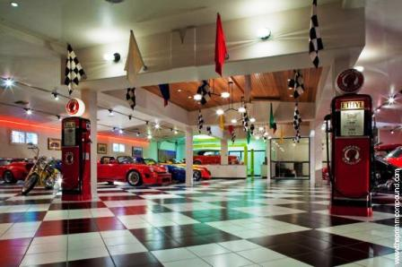 Stylish home luxury garage design for Ultimate garage plans