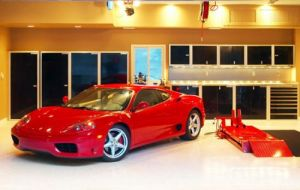 garages design - luxury home images - luxury garage - mylusciouslife.jpg