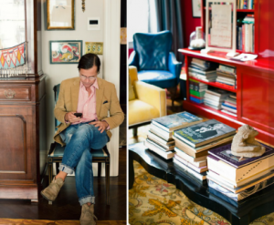 Andy Spade in his Manhattan home.PNG