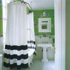 Beautiful homes in New York - kate spade guest bathroom.jpg