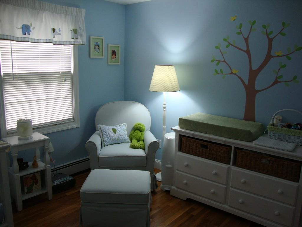 A luscious childhood stylish baby nurseries - Baby interior design ...