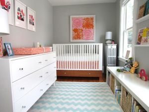 Beautiful Nurseries a luscious childhood: stylish baby nurseries