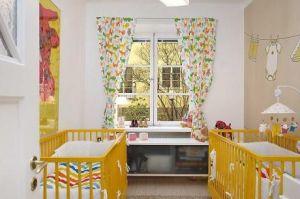 double-yellow-cribs-twins-baby-nursery.jpg