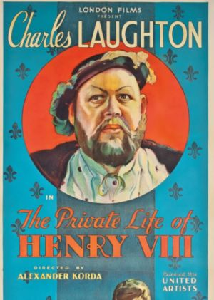 British monarchy movies - The Private Life of Henry VIII 1933.jpg