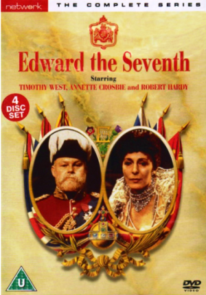Movies about royalty - Edward the Seventh 1975.png