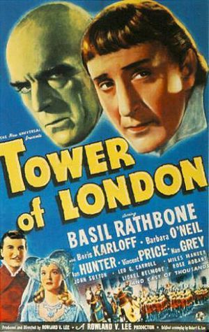 Movies about royalty - Tower of London 1939.jpg