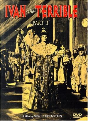 Movies about the royal family - Ivan The Terrible 1944.jpg