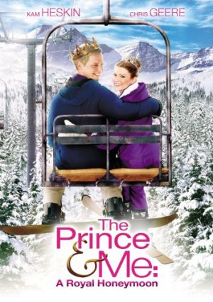 Royalty movies list - The Prince & Me 3 - A Royal Honeymoon 2008.jpg