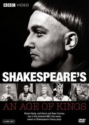 Shakespeares An Age of Kings - Richard II Henry IV Henry V Henry VI Richard III 1960.jpg