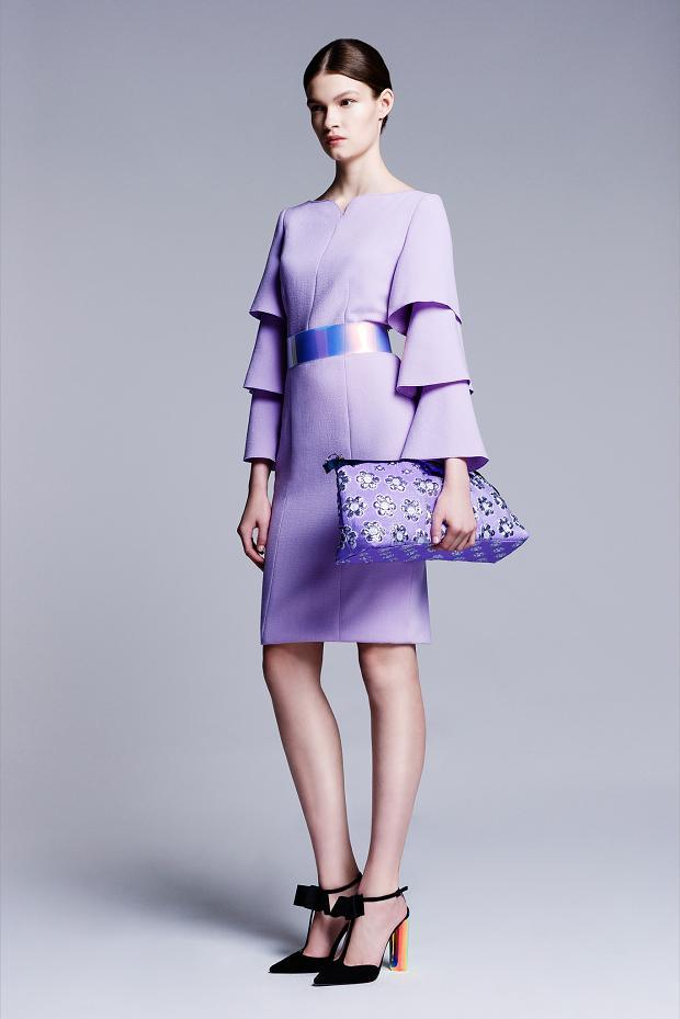 Frockage Roksanda Ilincic Resort 2014 Collection