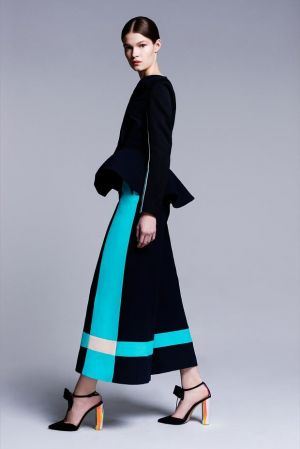 Roksanda Ilincic Resort 2014 collection_3.jpg