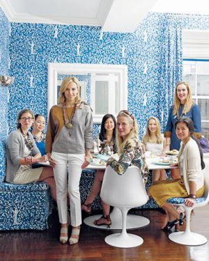 At home with Tory Burch in Manhattan - dining.jpg