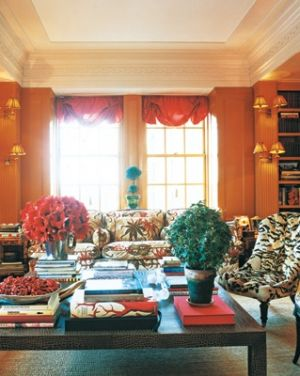 Tory Burch Library - At home with the fashion designer.jpg