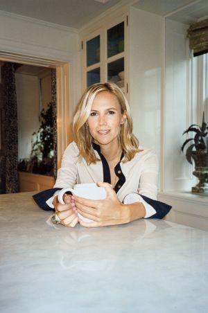 Tory Burch in her apartment at the Pierre.jpg