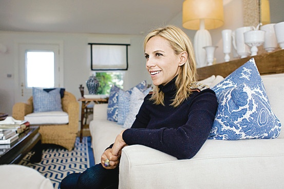 Tory Burch In The Hamptons Jpg