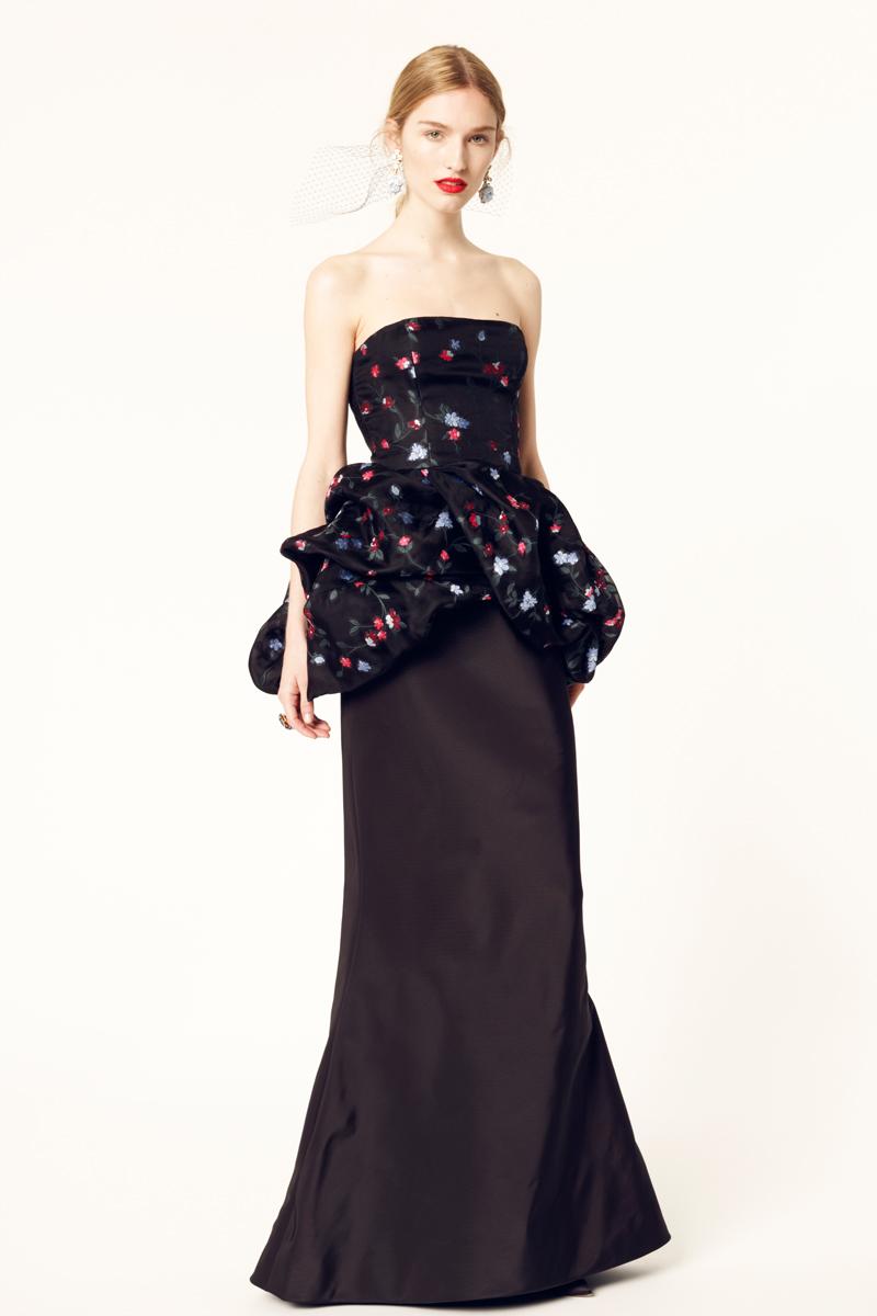 Fashion style Renta de la oscar resort collection for girls