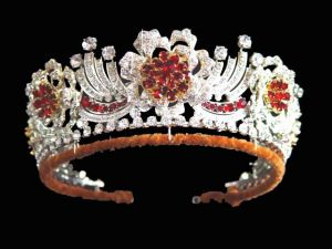 Crown tiaras - The Burmese ruby tiara.jpg