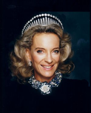 Princess Michael of Kent wearing a tiara.jpg