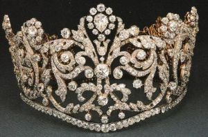 Royal collection - Crown and tiaras - Diamond Tiara c. 1830.JPG