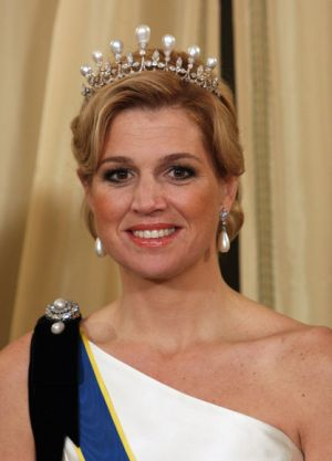Royal jewels - Crown Princess Maxima tiara.jpg