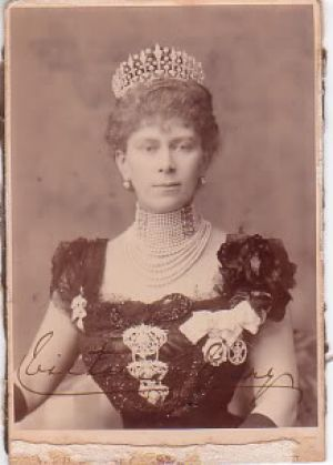 The royal collection - Royal tiaras - princess mary tiara.jpg