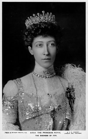 Wearing tiaras - duchess of fife-tiara.jpg
