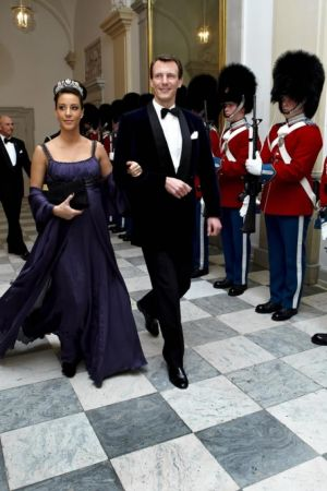 Princess Marie of Denmark in 2009 - maternity fashions of the royals.jpg