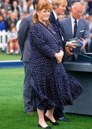 Sarah Duchess Of York maternity - Maternity in the 1980s.jpg