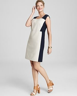 DKNYC Plus Sleeveless Dress with Eyelet Shoulders.jpg