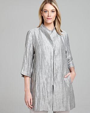 Eileen fisher evening dress
