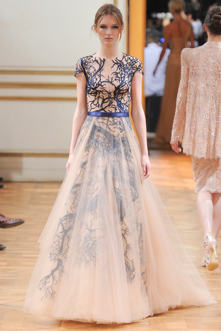 Runway zuhair murad fall 2013 haute couture collection for Haute couture shop