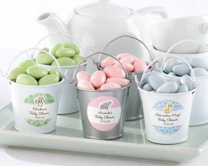 baby shower lollipop towel favor favors
