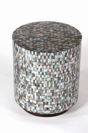 Inspired by mother of pearl colours - mother of pearl inlay stool.jpg