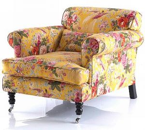 Floral decor fashion blog ideas - Chair-Four-with-Glory-Be-fabric.jpg