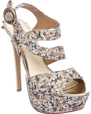 Floral design in fashion and decor - Betsey Johnson ENDALL FLORAL heel.jpg