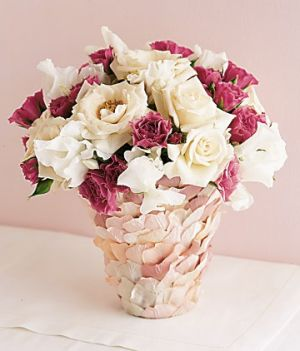 Martha Stewart - Mothers Day Flowers and Decorations - Rose Petal Vase.jpg