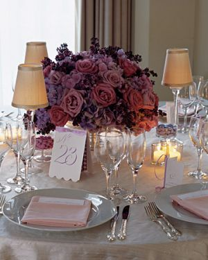 Martha Stewart - arrangement of hydrangeas and roses in green white pink lavender.jpg
