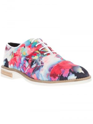 Photos of floral fashion and decor - SWEAR Charlotte floral shoe.jpg