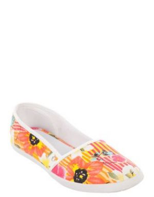 Photos of floral fashion and decor - Spectrum - Sky - Oxfords & Loafers - floral.jpg
